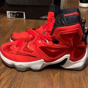 Nike LeBron 13 size 12.